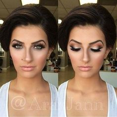 Let's see your makeup inspo! | Weddings, Beauty and Attire | Wedding Forums | WeddingWire
