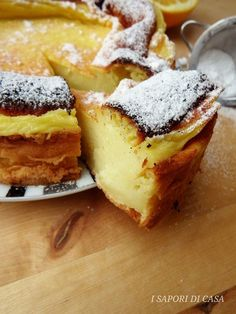 TORTA SOUFFLE ALL'ARANCIA SENZA BURRO E OLIO Cakes Without Butter, My Favorite Food, Favorite Recipes, Pie Co, Angel Cake, Rustic Cake, Dessert Recipes, Desserts, Cakes And More