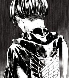 Levi Ackerman (Rivaille) - Shingeki no Kyojin / Attack on Titan, manga