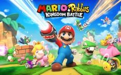 WALLPAPERS HD: Mario Rabbids Kingdom Battle