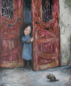 Nino Chakvetadze художница - Google Search