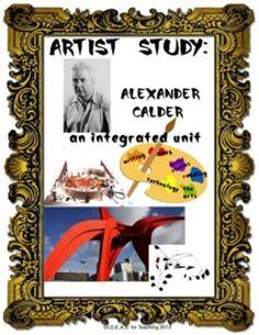 Complete Integrated Alexander Calder Unit