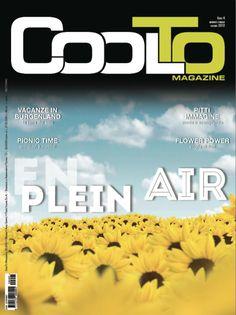 cover del numero appena uscito - giugno 2012 @CoolToMagazine