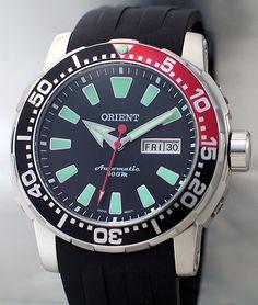 Orient Poseidon 300m diver