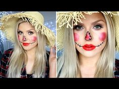 No facepaint required: 9 insanely easy makeup-only Halloween costumes