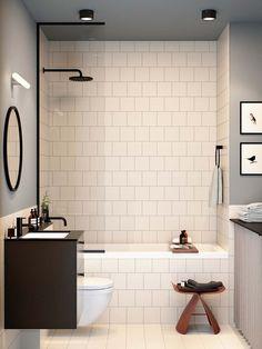 10 baños que demuestran que el tamaño no importa