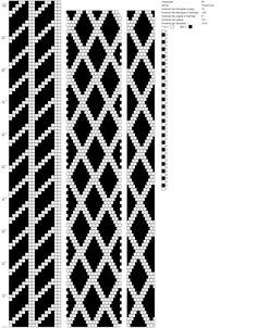 16 around bead crochet rope pattern