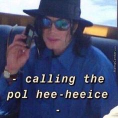 calling the pol hee heeice reaction meme mj Really Funny Memes, Stupid Memes, Stupid Funny, Dankest Memes, Funny Jokes, Hilarious, Hilarous Memes, Funny Minion, Funny Sports Pictures
