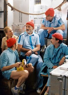 The Life Aquatic with Steve Zissou I cry everytime. Also probably one of my favorite movies. Top 3 most definitely.                                                                                                                                                     More