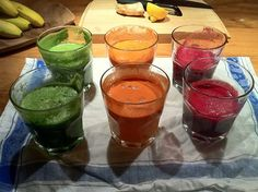 fall juices #s 2, 4