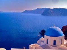 Santorini, Greek Island