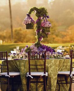 bird cage arrangements | See all the floral supplies