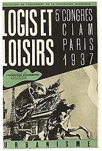 1937 Paris CIAM 5