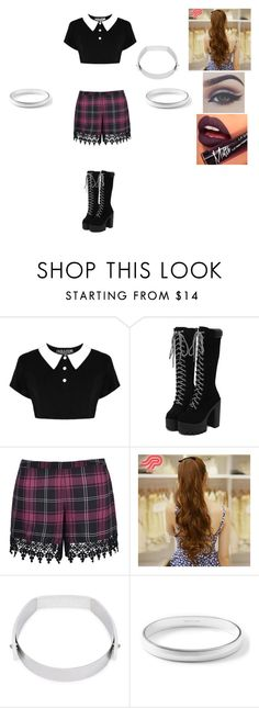 """Untitled #500"" by tvogel-cupcakes-11-17 on Polyvore featuring Ally Fashion, Pin Show, Moxham, Ippolita and Fiebiger"