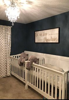 25 Gorgeous Baby Boy Nursery Ideas to Inspire You. Staggering baby nursery ideas for boy or girl Your baby boy deserves to be spoiled with a perfect nursery. Discover our baby boy nursery ideas, decor, paints Nursery Twins, Baby Nursery Themes, Baby Boy Nurseries, Nursery Room, Nursery Decor, Nursery Ideas, Room Ideas, Nursery Design, Twin Baby Rooms