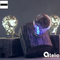 Światło na jutę. Autor: Palletworld. Do kupienia w atelio.pl. #design #light #lighting #pallet