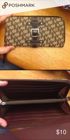 NY&C Used, but in good condition NY&C Bags Wallets