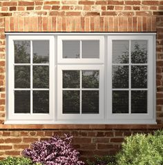 Standard UPVC double glazing will cost about per window. A home will likely cost about Double glazing can save you up to House Windows, Windows And Doors, Kitchen Windows, Front Windows, Coloured Upvc Windows, Window Frame Colours, Window Frames, Front Window Design, Barn Conversion Exterior