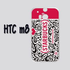 starbucks poster HTC One Case Htc One M8, Starbucks, Phone Cases, Cards, Poster, Maps, Playing Cards, Billboard, Phone Case