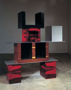Ettore Sottsass at Friedman Benda Gallery - Dezeen