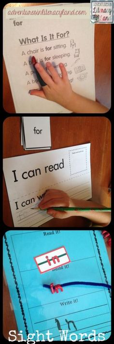 Adventures in Literacy Land: Phonics or Sight Words? The Verdict is Out!