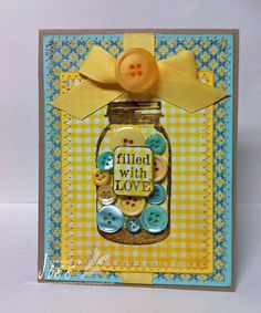 Unity Stamp Company: DT Tuesday with Jess...filled with LOVE