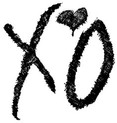 Love this. Only xoxo The Weeknd, Wall Decals, Wall Art, Vito, Custom Pillow Cases, Be My Valentine, Tatting, Piercings, Typography