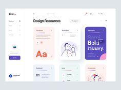 Dashboard Ui, Dashboard Design, Application Ui Design, Interaktives Design, Page Design, Flat Design, Web And App Design, Design Websites, Mobile App Design