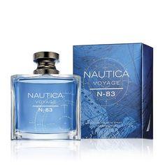 Nautica Voyage N-83 Men's Cologne, Multicolor