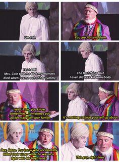 Oh Dumbledore
