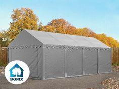Tent Storage Tent Party shed 500 g/m² PVC gazebo grey Hot Tub Garden, Garden Beds, Home And Garden, Party Shed, Tent Storage, Gazebo Sale, Garden Furniture, Outdoor Furniture, Gazebo Plans