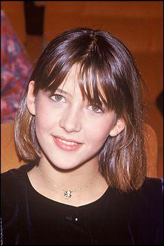 Sophie Marceau le 8 décembre 1982