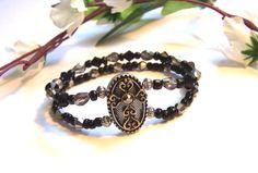Cross bracelet Christian bracelet Cross by HeavenlyTreasuresLG