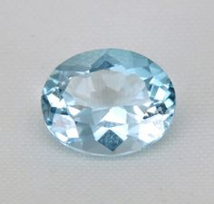 Catawiki Online-Auktionshaus: Sky Blue Topas 3,47 ct