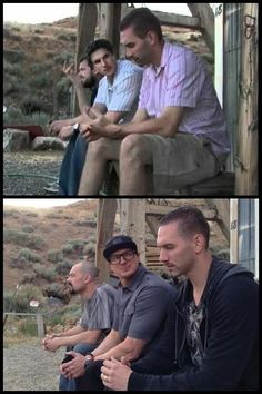 Ghost Adventures: Then & Now.