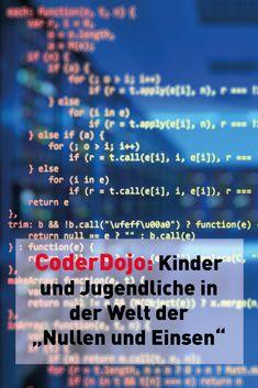 Natürlich sind auch wir bei Gem2Go an den Talenten im Programmieren interessiert, deswegen waren auch wir beim CoderDojo mit dabei! Weather, Blog, Programming, Not Interested, Young Adults, World, Blogging, Weather Crafts