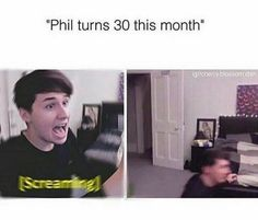 HOLY CRAP DAN AND PHIL ARE 5 YEARS APART EXCUSE ME WHILE I SCREAM