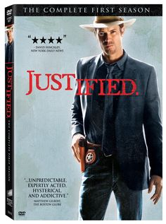 Sony Home Pictures Justified Season One