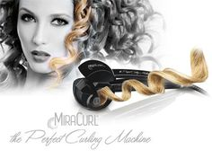 BABYLISS PRO Miracurl New Automatic Pro Perfect Hair Curler Curling Machine