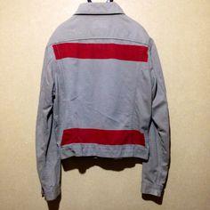 Vintage Helmut Lang ~ Old Man Fancy. Helmut Lang, Denim Fashion, Fashion Models, Mega Sena, Grunge Guys, Lingerie Outfits, Graphic, Custom Clothes, Blue Jeans