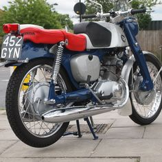 1964 Honda CB92 125 Super Sport Benly Classic Very Very Rare Collectors Stunning | eBay