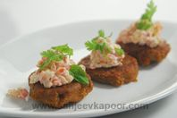Rajma Ki Galouti by Chef Ajay Chopra @ Hi Tea ... No Mutton yet Simply Royal n Delicious recipe :)