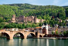 Holidays In Heidelberg, Germany