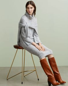 Effortless basics and perfect knitwear. #countryroadstyle