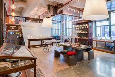 Wanted Design, ein bekannter Pop-up-Store in New York, ist sesshaft geworden: Der erste permanente Store hat seinen Standort in der Industy City in Brooklyn.