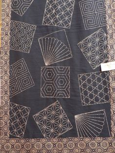 Japanese - sashiko technique | Flickr - Photo Sharing!