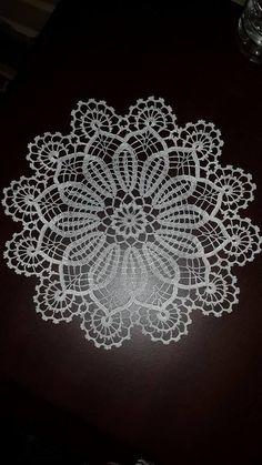 beautiful crochet doily mix of Crochet Stitches Free, Crochet Lace Edging, Crochet Motifs, Crochet Art, Crochet Squares, Crochet Home, Love Crochet, Filet Crochet, Beautiful Crochet