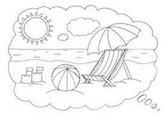 coloring pages beach - Searchya - Search Results Yahoo Image Search Results