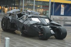 Yep... tough...  I believe some rich guy in Gotham bought a bunch of these.