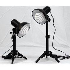 Table Top Studio Light Kit